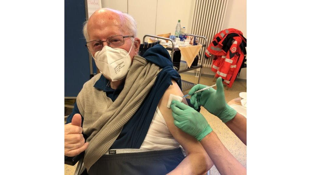 Impfaktion in unserem Diakoniezentrum